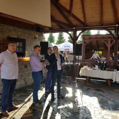 Spotkanie integracyjne członków i sympatyków SLD we Włocławku