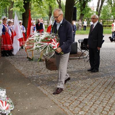 Święto Pracy w Inowrocławiu 2018 r.